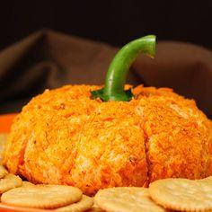 It even looks like a pumpkin!
