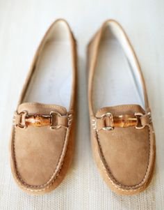 Bamboo Driving Moccasin