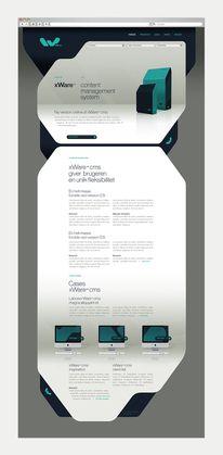 xWare   Corporate Identity on Behance
