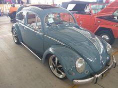 Classic VW Beetle rag top