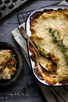 Sips and Spoonfuls: Shepherd's Pie