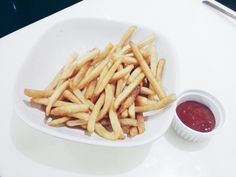 Classic french fries.