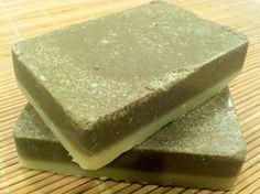 Bentonite Butter Bars - for hair ...