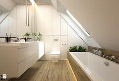 Łazienki - Łazienka, styl minimalistyczny - zdjęcie od ELEMENTY - Pracownia Architektury Wnętrz