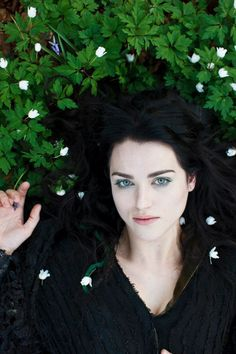 Katie McGrath (Morgana from Merlin)