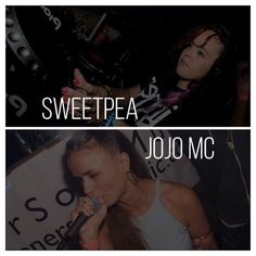 This is 'The Release Mix' a soulful selection provided by Dj Sweetpea & hosted by myself - JoJo MC.