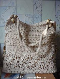 tejida en crochet