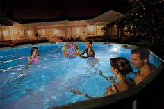 Pool Party Light Led Underwater Swimming Lighting Accessories Intex Above Ground for sale online Above Ground Pool Lights, Best Above Ground Pool, In Ground Pools, Swimming Pool Lights, Swimming Pool Designs, Swimming Pools, Underwater Swimming, Pool Fun, Floating Pool Lights