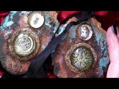 DIY Rust Pastes & Patina Mixes - Project Ideas!   Thicketworks