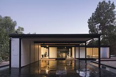Tour Pierre Koenig's Historic Case Study House #21 in the Hollywood Hills