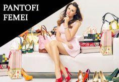 Modele deosebite de pantofi dinpiele pentru femei. Incaltaminte lucrata manual in Romania.