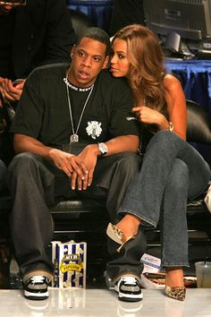 Bey and Jay are 'Crazy in Love'