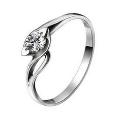 Solitaire #Promise #Ring