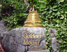 Bangkok : Golden Mount