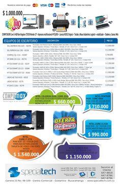 Lista de-precios-specialtech-diciembre-05-2012