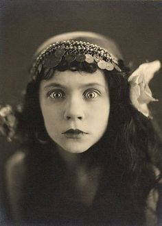 gypsy girl.