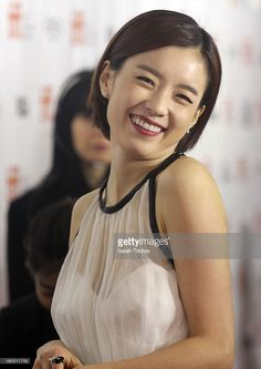 Actress Han Hyo-Joo attends 'Cold Eyes' Premiere at the 2013 Toronto International Film Festival at at Roy Thomson Hall on September 13, 2013 in Toronto, Canada.