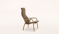 Yngve Ekstrom - Lamino lounge chair by Yngve Ekstrom