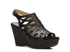 f6e1fc9d037 Bandolino Effia Wedge Sandal Women s Wide Width Sandals Sandals Women s  Shoes - DSW Women s Shoes Sandals