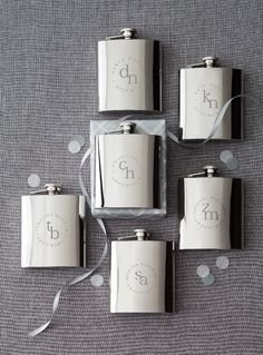 Our personalized Shiny Stainless Steel Flask has sleek, simple style to keep your favorite liquor at the ready. Engrave your name, initial or a favorite quote on the front. Holds 7 oz. and includes plastic funnel. https://www.thingsremembered.com/shiny-stainless-steel-flask/product/345477?fcref=pinterest