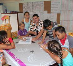 Papeete:+un+rallye+maths-lecture+pour+les+enfants+à+Mama'o,+des+ateliers+cuisines+pour+les+mamans+à+Tipaerui