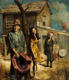 Tobacco Road by James Avanti