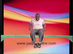 Chair Aerobics 2 with Paul Eugene