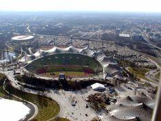Olympiastadion 1 - Frei Otto – Wikipédia, a enciclopédia livre