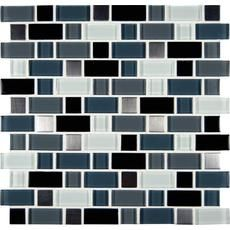 MSI Stone ULC - Crystal Cove Blend Glass/Metal Mesh-mounted Mosaic Wall Tile - - Home Depot Canada--------------Kitchen backsplash! Looks better in person Ornamental Mouldings, Mosaic Wall Tiles, Mosaics, Flooring Store, Tiles Online, Metal Mesh, Interior Exterior, Nautical Theme, Home Improvement