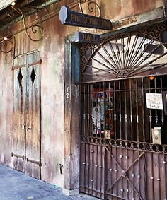 Preservation Hall  New Orlean's most   hallowed musical  ground.