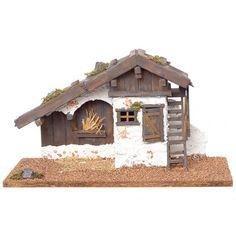 pesebres en madera - Buscar con Google Fachada Colonial, Roof Tiles, Christmas Nativity, Decorative Tile, Cribs, House Styles, Outdoor Decor, Home Decor, Google