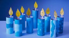 hanukkah craft - Google Search