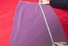 Make a Denim Skirt From Recycled Jeans Step 2.jpg