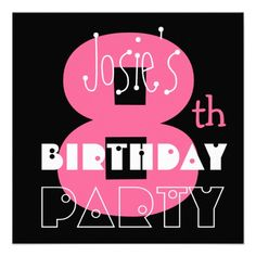 >>>Low Price Guarantee          Kid's 8th Birthday Custom Name Modern Pink Announcements           Kid's 8th Birthday Custom Name Modern Pink Announcements lowest price for you. In addition you can compare price with another store and read helpful reviews. BuyDiscount Deals          ...Cleck Hot Deals >>> http://www.zazzle.com/kids_8th_birthday_custom_name_modern_pink_invitation-161135790689253707?rf=238627982471231924&zbar=1&tc=terrest
