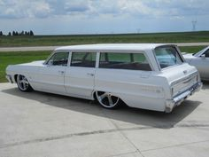 Chevrolet : Impala Wagon