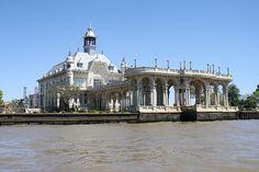 Un viaje hacia el Delta del Paraná: A tan sólo 30 km de Buenos Aires se encuentra la ciudad de Tigre