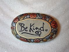 """""""be kind"""" for purchase on Etsy"""