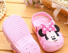 7e36904e0 SALE Kids slippers girls boys slippers cute cartoon charms summer kids  slippers casual non-slip comfortable kids shoes ... #fashion #shirt #shoes  #jeans