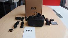 Unboxing the Oculus Rift DK2