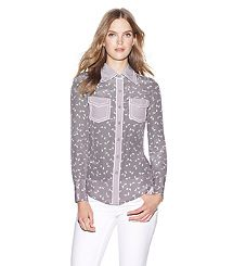 Tory Burch - MARGEE BLOUSE $175.00