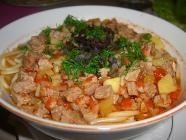 Turkmen food