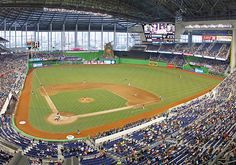 Marlins Park is ready for Opening Night