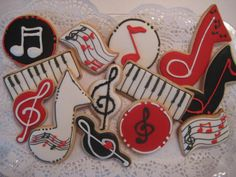 I love music notes!!!