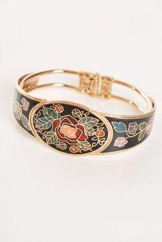 Treasure Trove Bracelet #cuff #bracelet