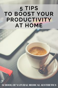 5 Tips to Boost Your Productivity at Home Business Advice, Business Opportunities, Online Business, Home Study, Healthy Mind And Body, Planning Your Day, Self Improvement Tips, Multi Level Marketing, Being A Landlord