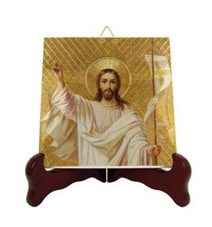 Catholic Gifts, Religious Gifts, Christ Is Risen, Jesus Christ, Religious Icons, Christian Art, Christianity, Hooks, First Love
