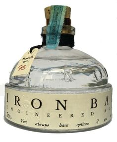 Iron Balls Gin PD #gindrinks