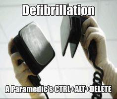 Defib EMS EMT and Paramedic Stuff