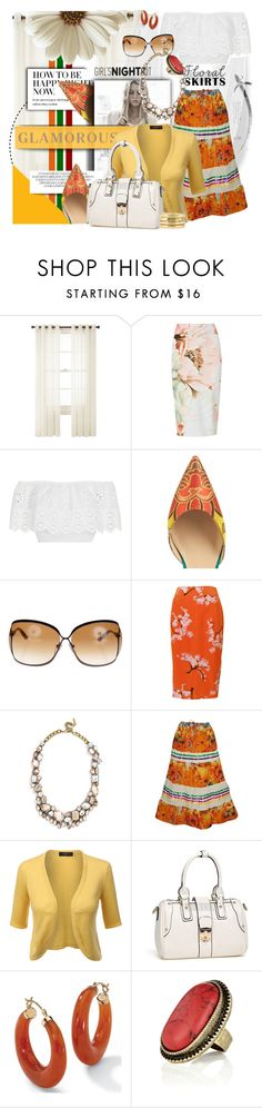 """Come as you are!!!!!"" by marleen1978 ❤ liked on Polyvore featuring Royal Velvet, Miguelina, Paul Andrew, Chrome Hearts, Project D London, BaubleBar, LE3NO, Oasis and Yves Saint Laurent"