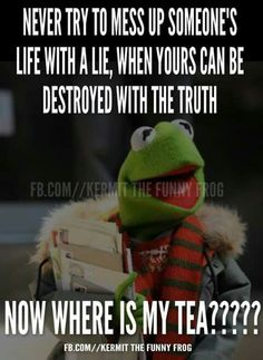 Top 20 funny memes about life truths – quotes words sayings Funny Kermit Memes, Funny Memes About Life, Life Memes, Funny Relatable Memes, Funny Jokes, Hilarious, Funny Shit, Funny Stuff, Cute Funny Quotes